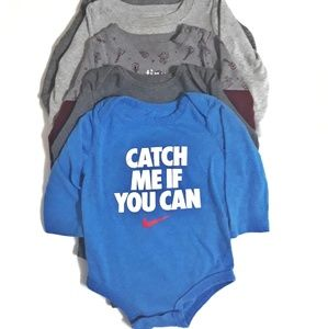 5pc Variety Tees for Boys Size 9m